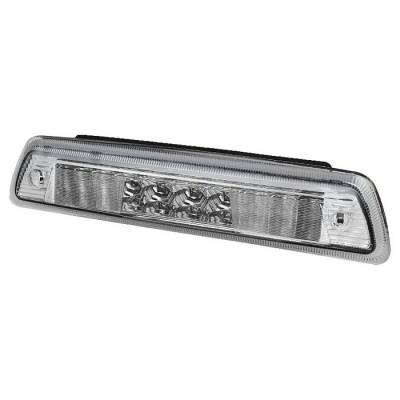 Spyder - Ford F150 Spyder LED 3RD Brake Light - Chrome - BKL-FF15009-LED-C