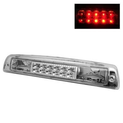 Spyder - Dodge Ram Spyder LED 3RD Brake Light - Chrome - BL-CL-DRAM94-LED-C