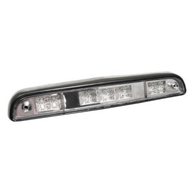 Spyder - Ford Bronco Spyder LED 3RD Brake Light - Chrome - BL-CL-FB92-LED-C