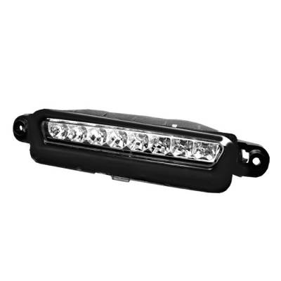 Spyder - Nissan Sentra Spyder LED 3RD Brake Light - Chrome - BL-CL-NS95-LED-C