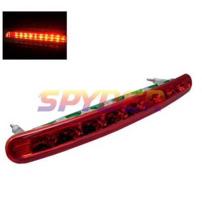 Spyder Auto - Volkswagen Beetle Spyder LED Third Brake Light - Red - BL-CL-VWB98-LED-RD