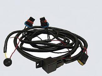 Street Scene - Ford Mustang Street Scene Wiring Harness Kit - 950-73591