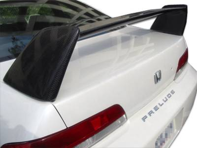 Extreme Dimensions - Honda Prelude Duraflex Type R Rear Wing Trunk Lid Spoiler - 1 Piece - 100320