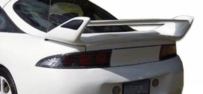 Extreme Dimensions - Mitsubishi Eclipse Duraflex GT-R Wing Trunk Lid Spoiler - 1 Piece - 101605