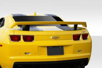 Extreme Dimensions 16 - Chevrolet Camaro Duraflex High Wing Trunk Lid Spoiler - 1 Piece - 109966