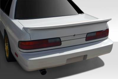 Extreme Dimensions 16 - Nissan 240SX Duraflex Winner Rear Wing Trunk Lid Spoiler - 1 Piece - 109724
