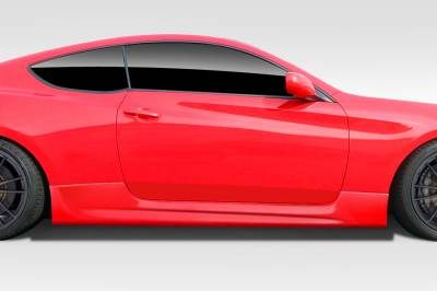 Extreme Dimensions 16 - Hyundai Genesis Duraflex AM-S GT Side Skirt Rocker Panels - 2 Piece - 109595