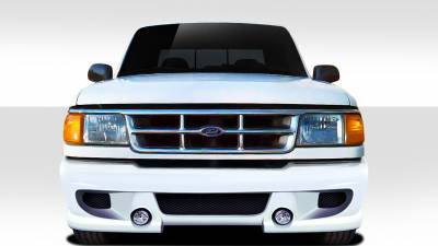 Extreme Dimensions 16 - Ford Ranger Duraflex BT-1 Front Bumper Cover - 1 Piece - 112054