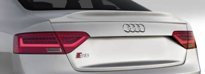 Extreme Dimensions 16 - Audi A5 Duraflex CR-C Wing Trunk Lid Spoiler - 1 Piece - 109055