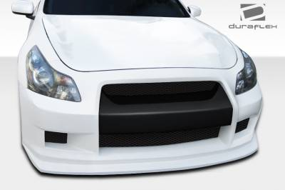 Extreme Dimensions 16 - Infiniti G25 Duraflex GT-R Front Bumper Cover - 1 Piece - 108211