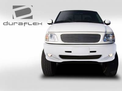 Extreme Dimensions 16 - Ford Expedition Duraflex Lightning SE Front Bumper Cover - 1 Piece - 103064