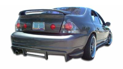 Extreme Dimensions - Plymouth Breeze Duraflex R33 Rear Bumper Cover - 1 Piece - 101574