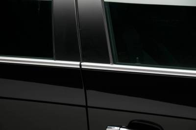 Accessories - Exterior Accessories - Putco - Chevrolet Cruze Putco Window Trim Accents - 401715