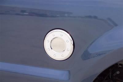 Accessories - Fuel Tank Covers - Putco - Ford F150 Putco Fuel Tank Door Cover - 401912