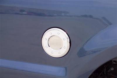 Accessories - Fuel Tank Covers - Putco - Ford F350 Superduty Putco Fuel Tank Door Cover - 401912
