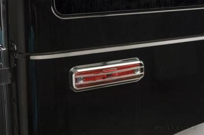 Accessories - Exterior Accessories - Putco - Hummer H2 Putco Side Marker Lamp Cover - 403403