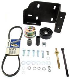 Air Suspension Parts - Air Management Kits - Easy Street - Air Commander Mounting Bracket - 26911