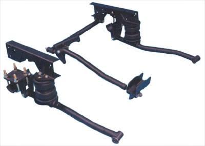 Suspension - Air Suspension Kits - Easy Street - Rear Air Bag Suspension Kit - Gen I - 75610