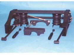 Suspension - Air Suspension Kits - Easy Street - Rear Air Bag Suspension Kit - Gen II - 75638