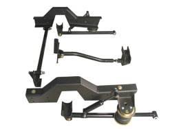 Suspension - Air Suspension Kits - Easy Street - Rear Air Bag Suspension Kit - Gen II - 75648