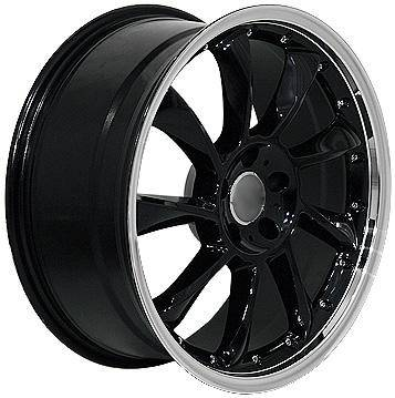 Wheels - Audi 4 Wheel Packages - EuroT - 18 Inch 590 - 4 Wheel Set