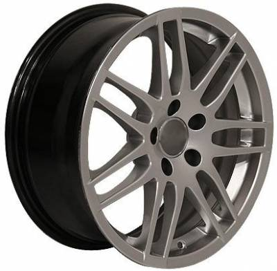 Wheels - Audi 4 Wheel Packages - EuroT - 17 Inch 580 - 4 Wheel Set