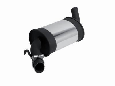 Exhaust - Mufflers - Remus - Volkswagen Golf Remus Front Silencer - 952085 0300