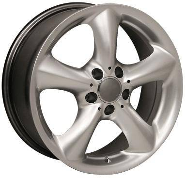 Wheels - Audi 4 Wheel Packages - EuroT - 17 Inch 470 - 4 Wheel Set