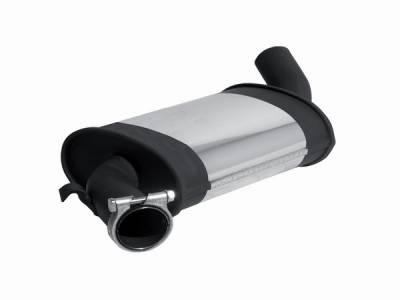 Exhaust - Mufflers - Remus - Volkswagen Golf Remus Middle Silencer - 955085 0400
