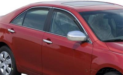 Accessories - Window Visors - Putco - Toyota Camry Putco Element Tinted Window Visors - 580321