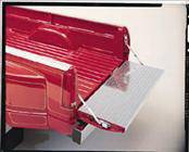 Suv Truck Accessories - Bed Rails - Deflecta-Shield - Chevrolet CK Truck Deflecta-Shield Diamond Brite Bed Protection - Tailgate