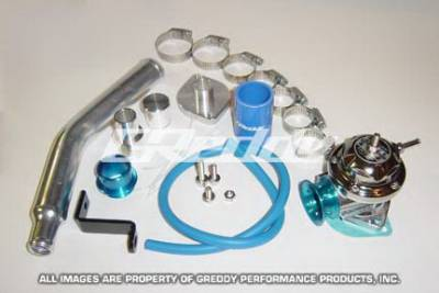 Performance Parts - Blow Off Valve - Greddy - Volkswagen Jetta Greddy Blow-Off Valve Kit - 11599500