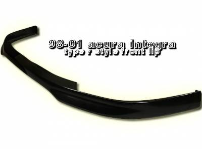 Accessories - Exterior Accessories - OptionRacing - Acura Integra Option Racing Bumper Lip - Type-R Style - 38-10103