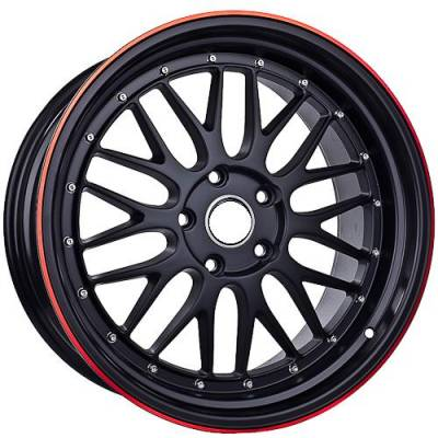 Wheels - BMW 4 Wheel Packages - Euro Styles - 330 Black Wheels