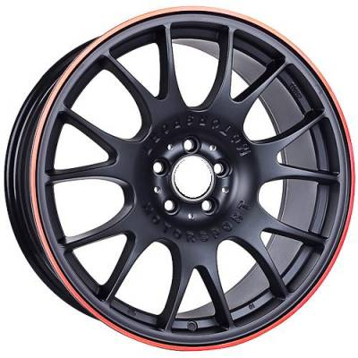 Wheels - BMW 4 Wheel Packages - Euro Styles - 320 Black Wheels