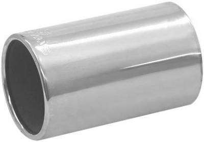 Exhaust - Exhaust Tips - Remus - Honda Accord 4DR Remus Bolted Exhaust Tip - Round - 256504 0670