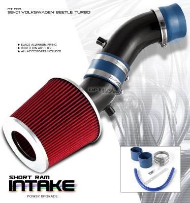Air Intakes - OEM - OptionRacing - Volkswagen Beetle Option Racing Air Intake Pipe