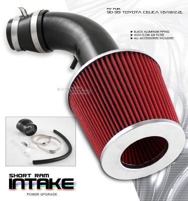Air Intakes - OEM - OptionRacing - Toyota Celica Option Racing Air Intake Pipe