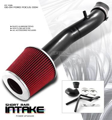 Air Intakes - OEM - OptionRacing - Ford Focus Option Racing Air Intake Pipe