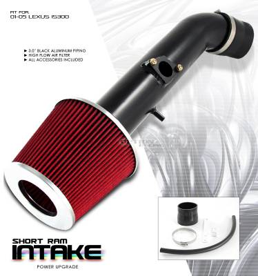 Air Intakes - OEM - OptionRacing - Lexus IS Option Racing Air Intake Pipe