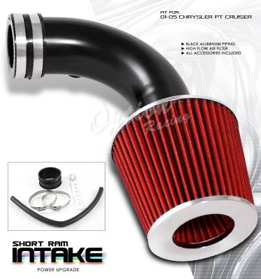 Air Intakes - OEM - OptionRacing - Chrysler PT Cruiser Option Racing Air Intake Pipe