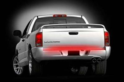 Headlights & Tail Lights - Tail Lights - Recon - Recon 49 Inch Hyperlite LED Tailgate Light Bar - 26412