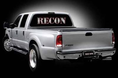 Headlights & Tail Lights - Tail Lights - Recon - Recon 49 Inch Hyperlite LED Tailgate Light Bar with Reverse Lights - 26415