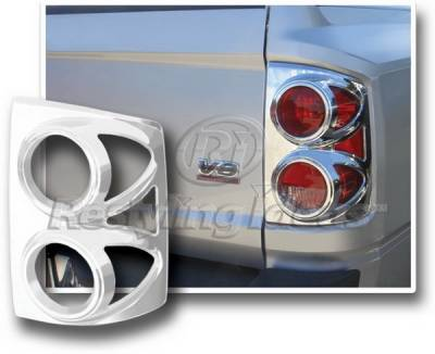 Headlights & Tail Lights - Tail Light Covers - Restyling Ideas - Dodge Dakota Restyling Ideas Taillight Bezel - 26838
