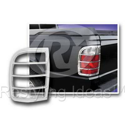 Headlights & Tail Lights - Tail Light Covers - Restyling Ideas - Ford Ranger Restyling Ideas Taillight Bezel - 26841