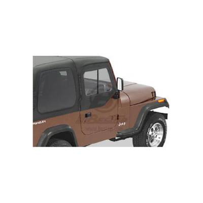 Wrangler - Doors - Omix - Omix Hard Upper Door Kits - 41485