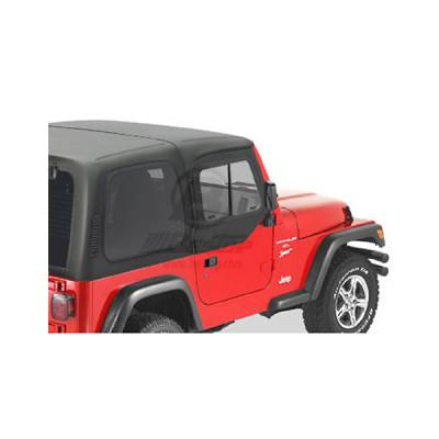 Wrangler - Doors - Omix - Omix Hard Upper Door Kits - 41487