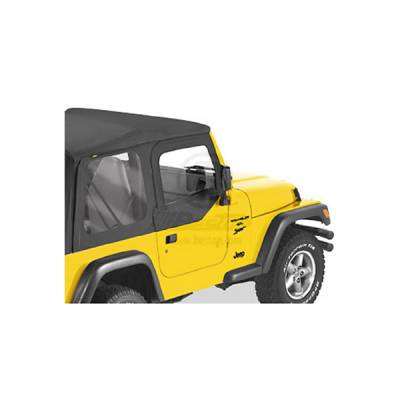 Wrangler - Doors - Omix - Omix Fabric Replacement Door Skin - 53121
