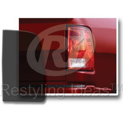 Headlights & Tail Lights - Tail Light Covers - Restyling Ideas - Dodge Ram Restyling Ideas Taillight Bezel - 26879