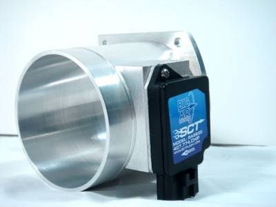SCT - Ford Mustang SCT BA-2600 Big Air 90mm Mass Air Flow Meter - 38012